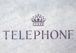 Telephone and Crown